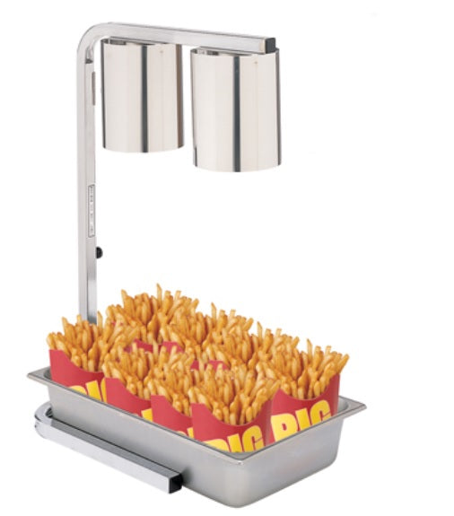 APW Wyott DW-1A French Fry Warmer Portable Adjustable Height