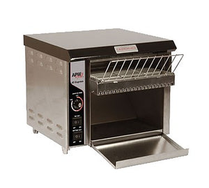 APW Wyott AT EXPRESS Conveyor Toaster Electric Countertop (300) Slices/Hour Capacity (6131129811123)