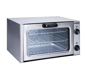 Admiral Craft COQ-1750W Convection Oven Quarter Size Countertop Electric (3) Pan Capacity (6128247931059)