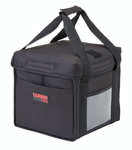 "Cambro GBP318110 GoBag Pizza Delivery Bag 17-1/2"" X 20"" X 7-1/2"""