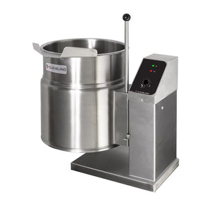 Cleveland KET12T Kettle Electric Countertop Tilting 12-Gallon Capacity 2/3 Steam Jacket (6128261988531)