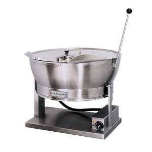 Cleveland SET15 Tilting Skillet Countertop Electric 15-Gallon Capacity Round Pan (6128243474611)