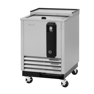 "Turbo Air TBC-24SD-N6 Super Deluxe Bottle Cooler 24-7/8""W 3.6 Cu. Ft. (6128266281139)"