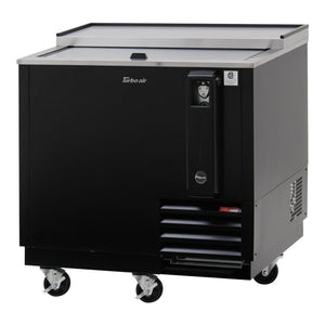 "Turbo Air TBC-36SB-N6 Bottle Cooler 36.75""W 8.5 Cu. Ft. (6128266313907)"