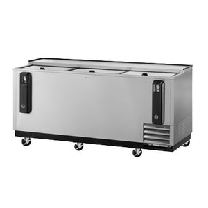 "Turbo Air TBC-80SD-N Super Deluxe Bottle Cooler 80.50""W 22.6 Cu. Ft. (6128266608819)"