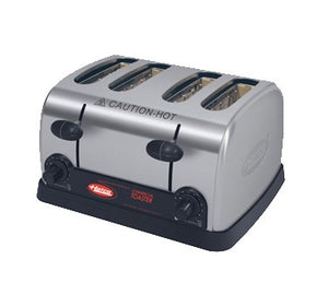 "Hatco TPT-208-QS Pop-Up Toaster (4) 1-1/4"" Wide Self Centering Slots (6128262742195)"