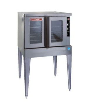 Blodgett ZEPH-100-E SGL Zephaire Convection Oven Electric Single-Deck (6128245473459)