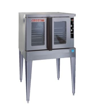 Blodgett ZEPH-100-E SGL Zephaire Convection Oven Electric Single-Deck