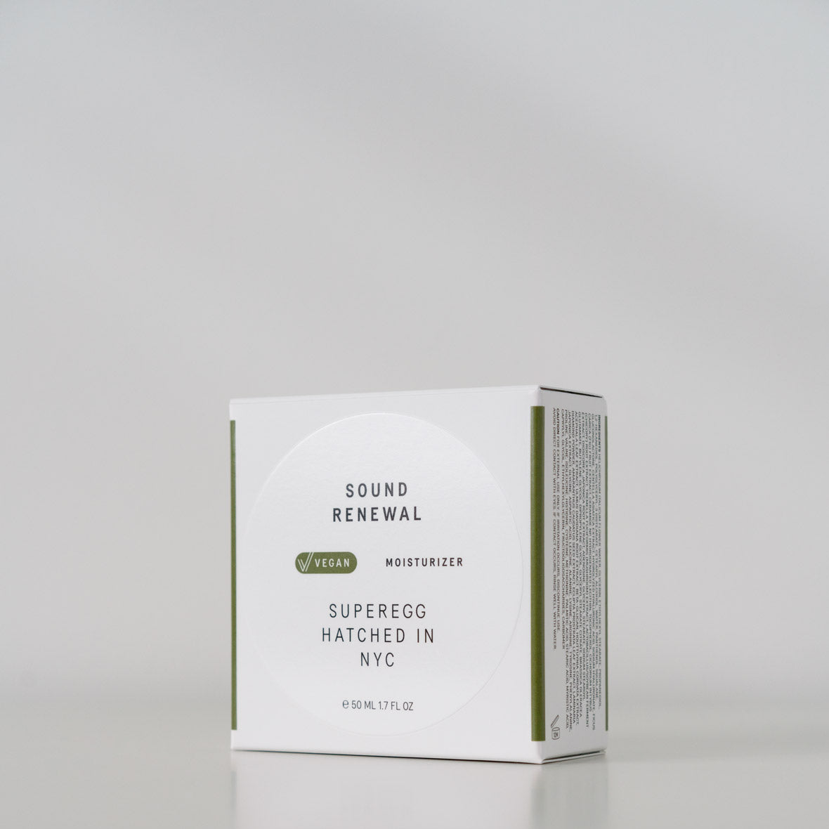 Sound Renewal Moisturizer