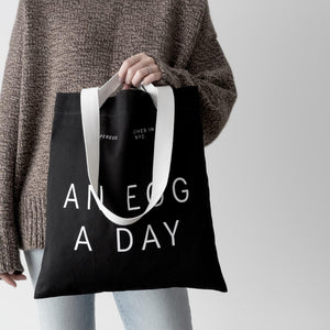 An Egg A Day Tote