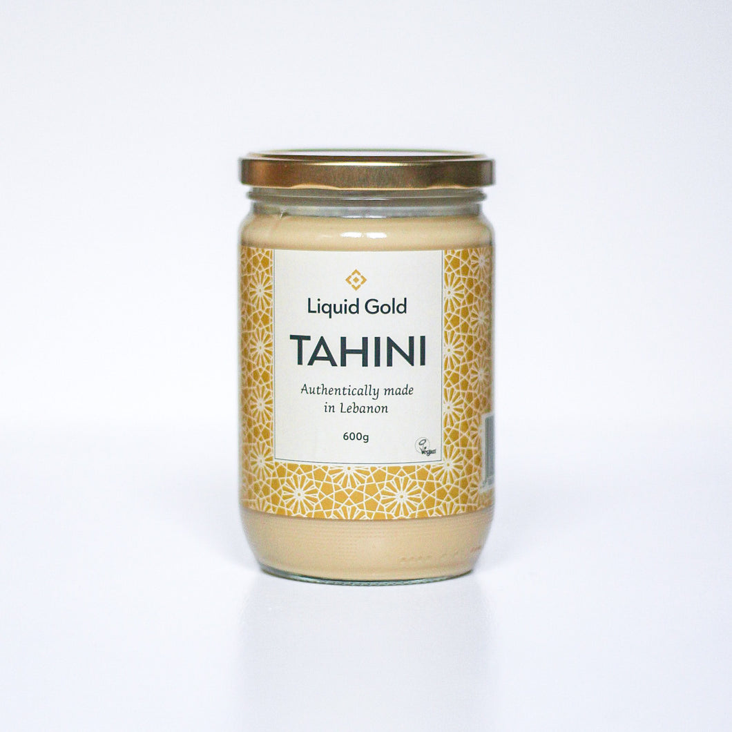 Liquid Gold Tahini (600g)