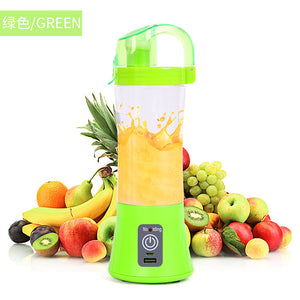 PORTABLE USB Wireless Blender Juicer