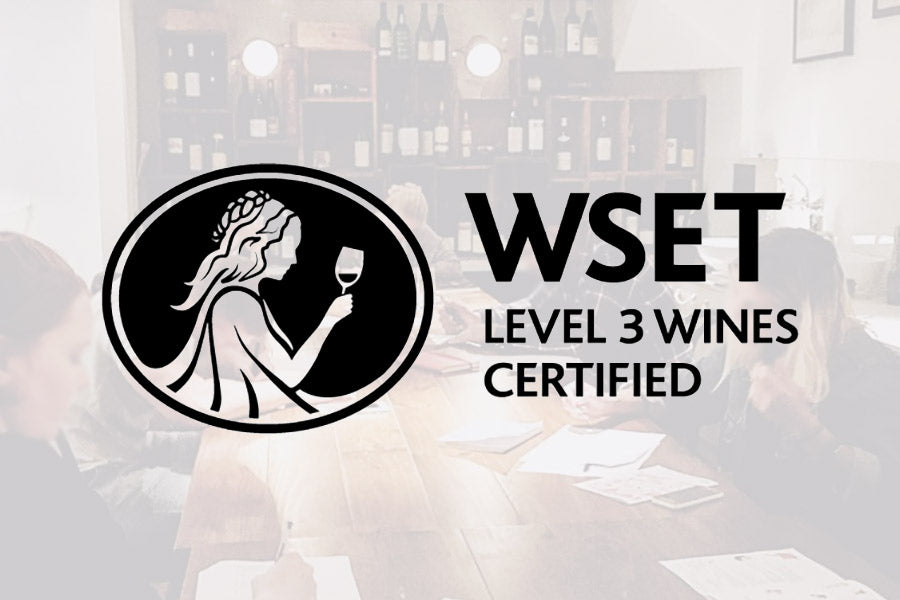 WSET Level 3 Award in Wines 19th of April - 24th of May