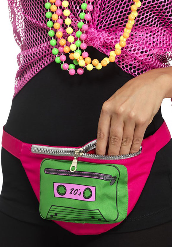 80's Fanny Pack Accessory