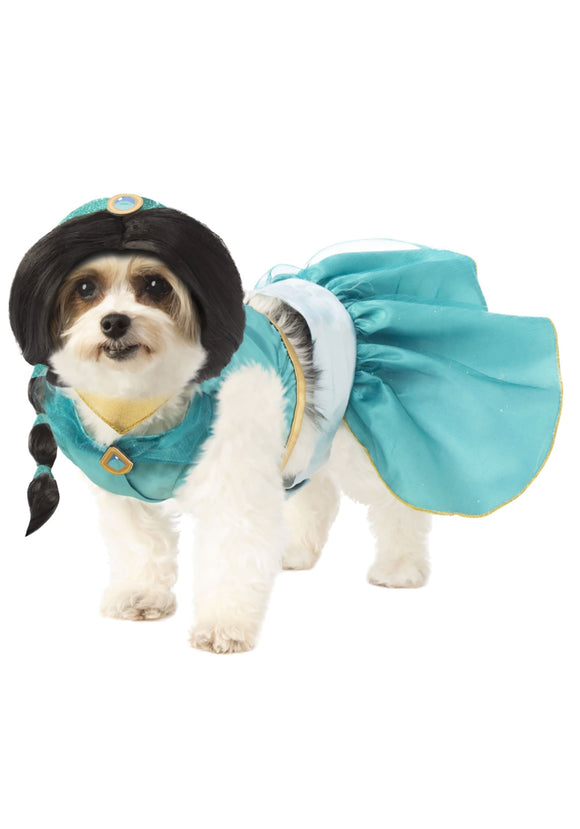 Dog Aladdin Jasmine Costume