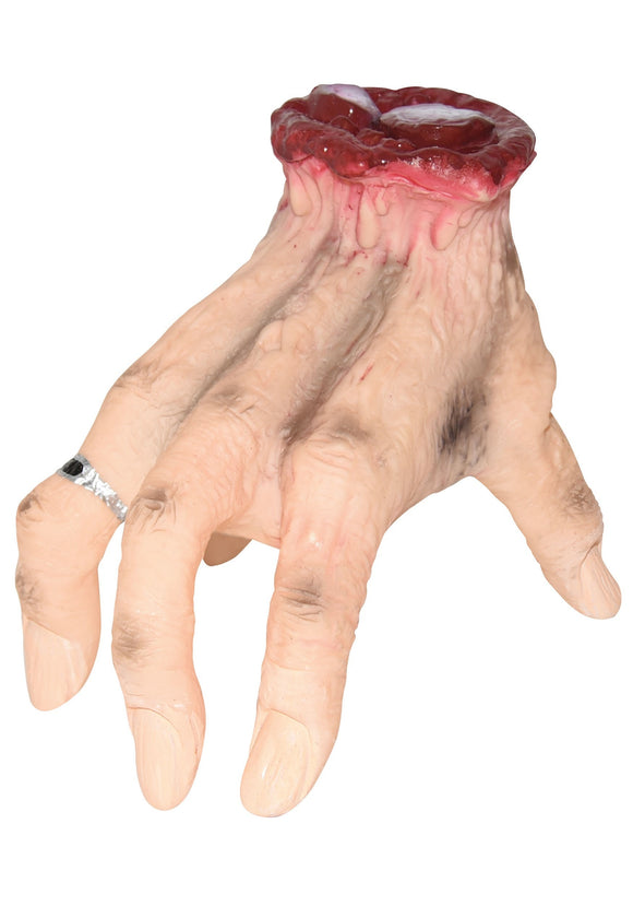 Animated Crawling Severed Hand Prop