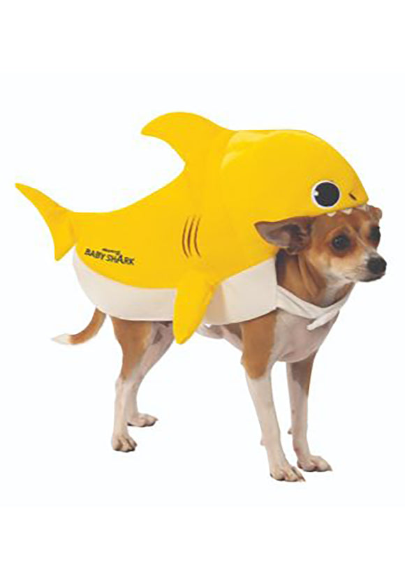 Dog Baby Shark Costume