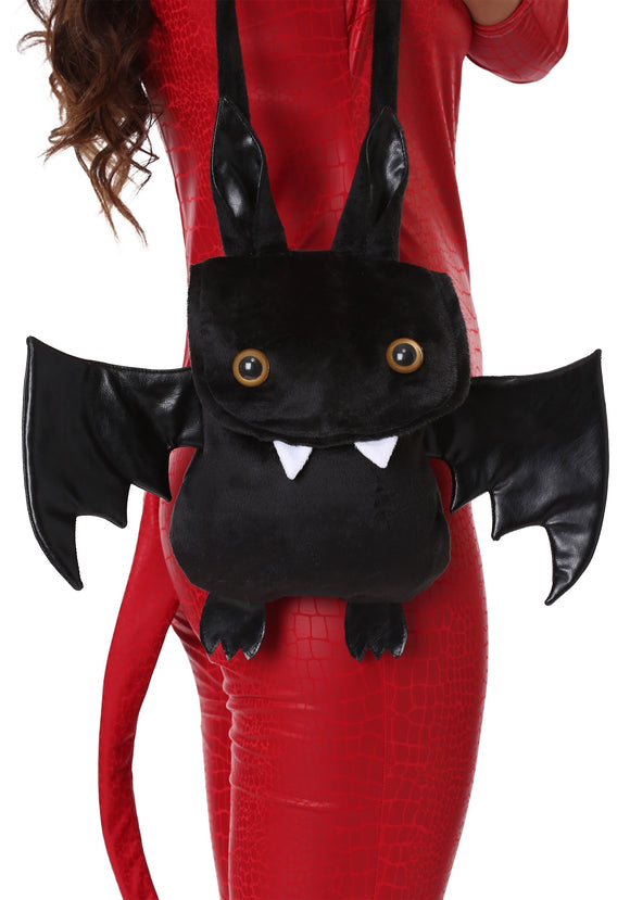 Winged Bat Purse