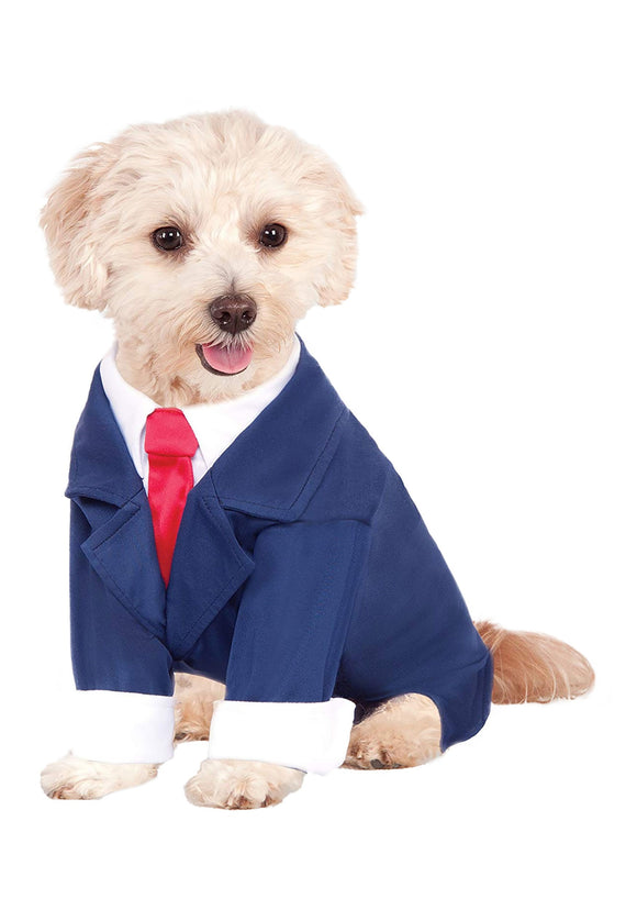 Dog Business Suit Costume