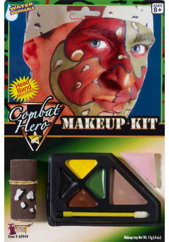 Forum Combat Hero Makeup Kit