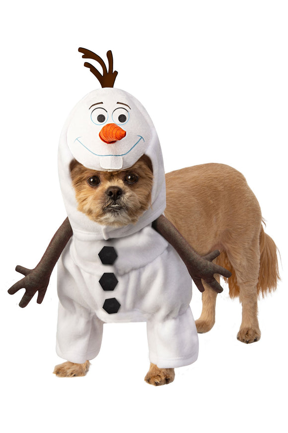 Dog Frozen Olaf Costume