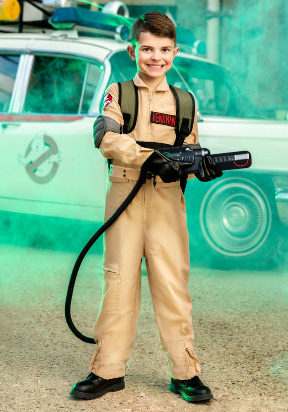 Kids Cosplay Costume Ghostbusters