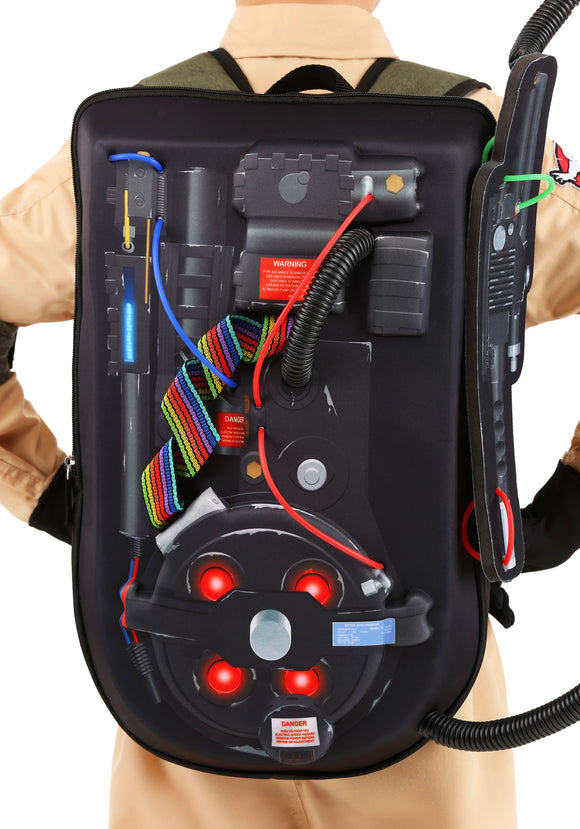 Ghostbusters Cosplay Proton Pack with Wand for Kids
