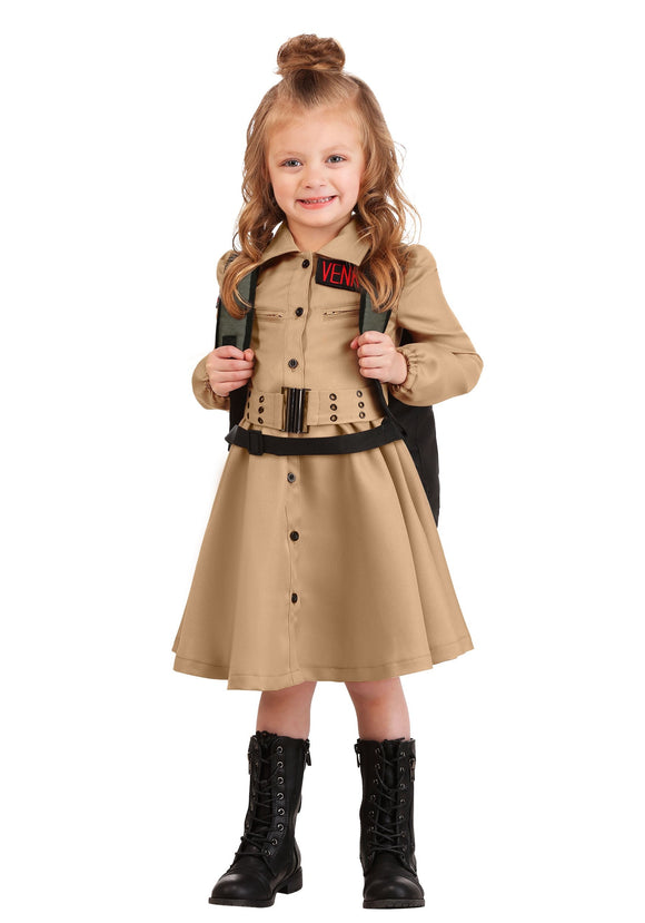 Ghostbusters Toddler Costume Dress for Girls