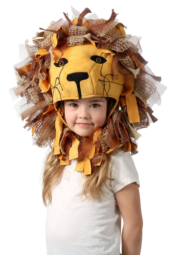 Harry Potter Luna Lovegood Roaring Lion Head for Girls