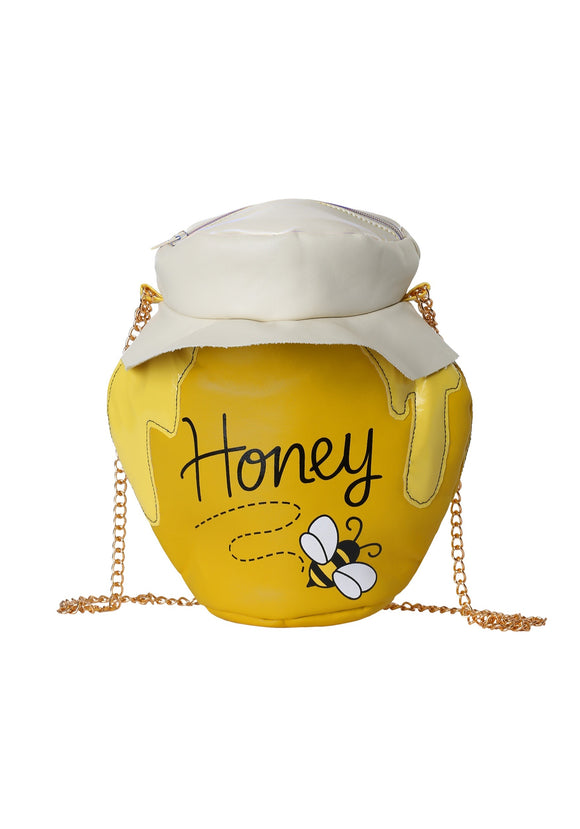 Honey Bear Pot Purse