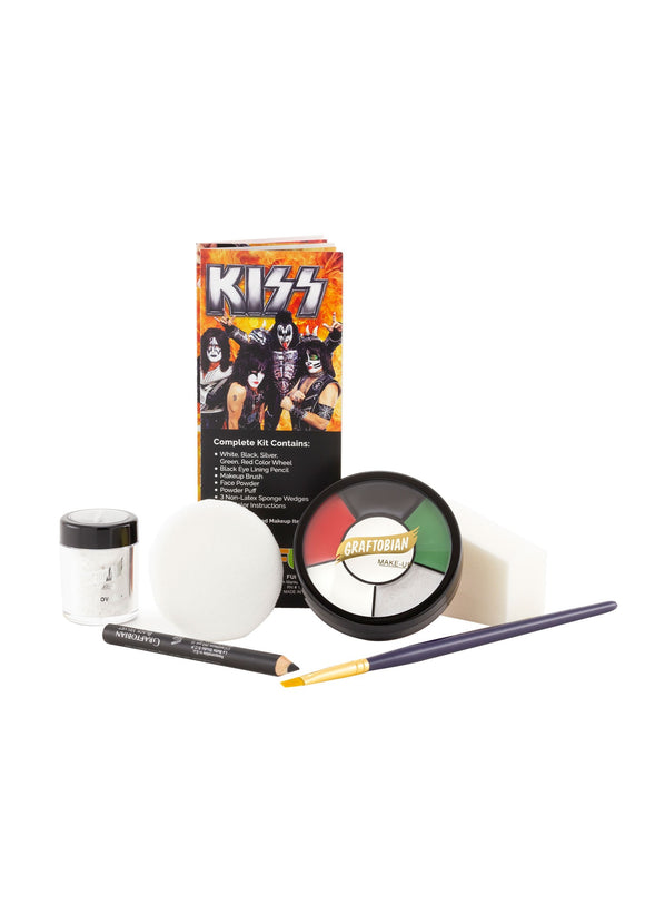 Makeup Kit for Kiss Band