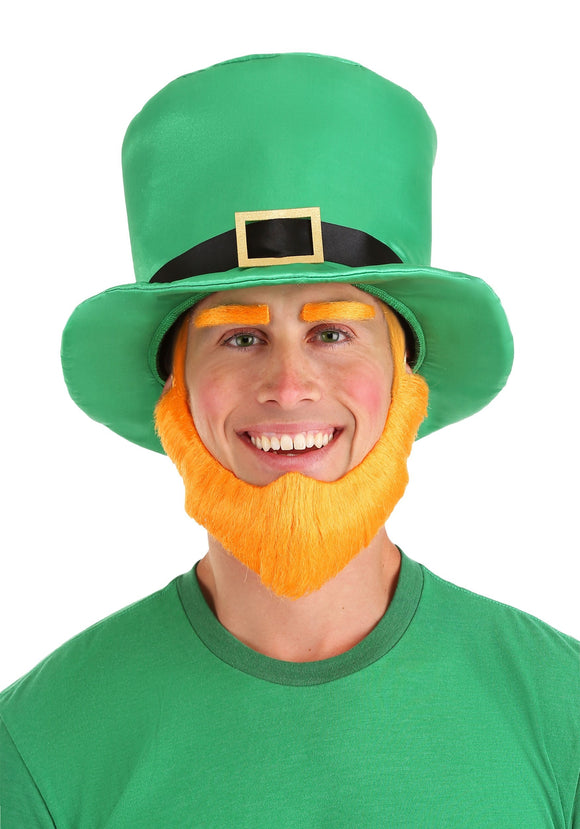 Hat and Beard Leprechaun