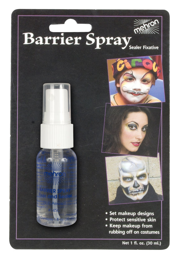 Mehron Makeup Barrier Spray
