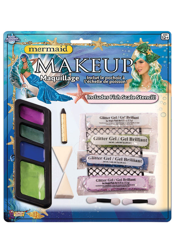 Forum Mermaid Makeup Kit