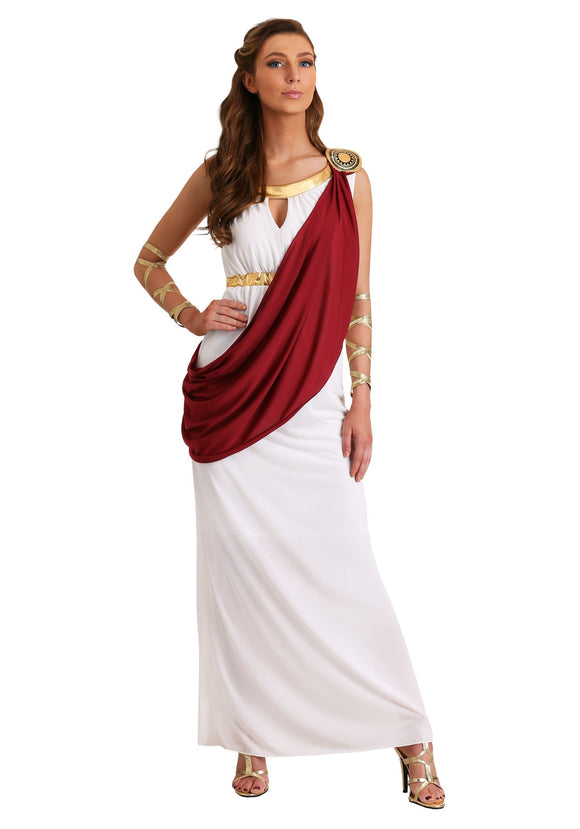 Olympic Empress Costume for Women