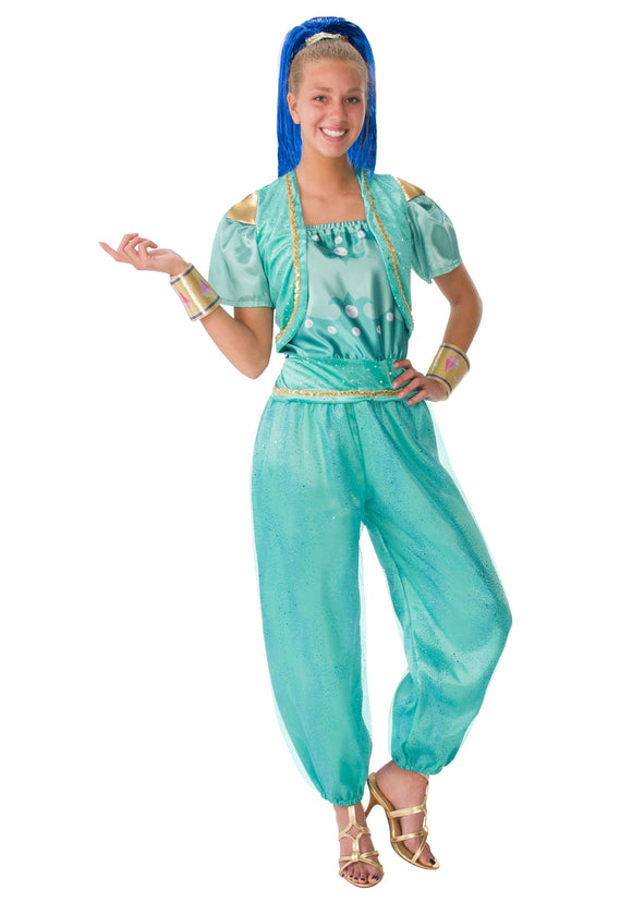 Women's Shimmer and Shine Deluxe Shine Costume