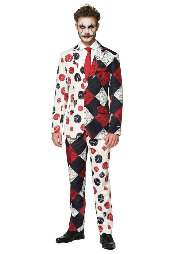 Men's Clown Suitmeister Suit