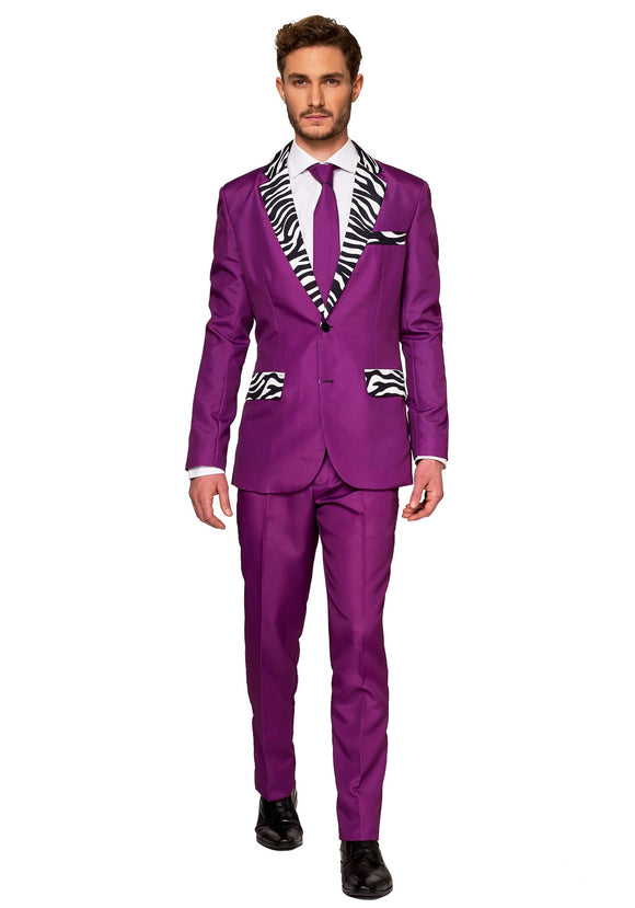 Men's Suitmeister Pimp Suit Costume