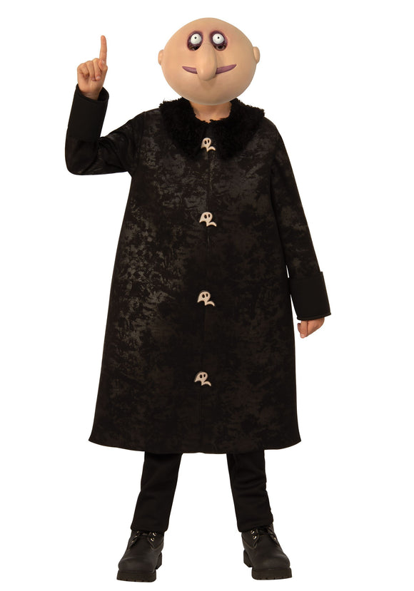 The Addams Family Fester Child's Costume