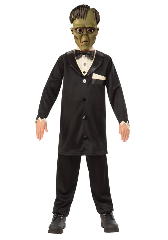 The Addams Family Lurch Kid's Costume
