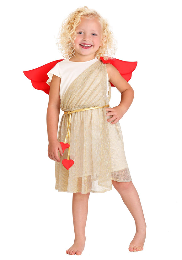 Cupid Costume for Toddler