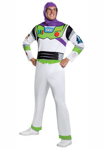 The Toy Story Adult Buzz Lightyear Classic Costume