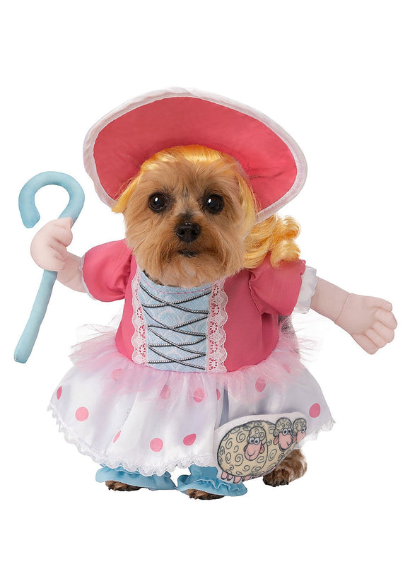 Toy Story Dog Bo Peep Costume