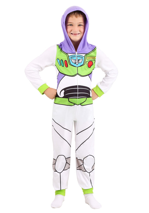 Boys Buzz Lightyear Toy Story Union Suit