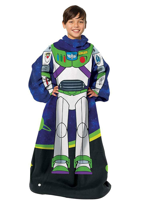 Youth Comfy Throw Toy Story Buzz