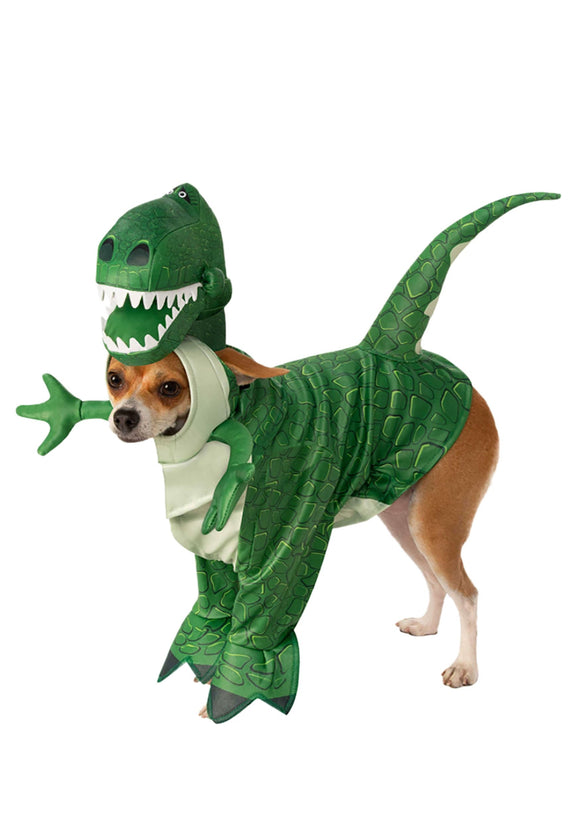 Rex Toy Story Dog Costume