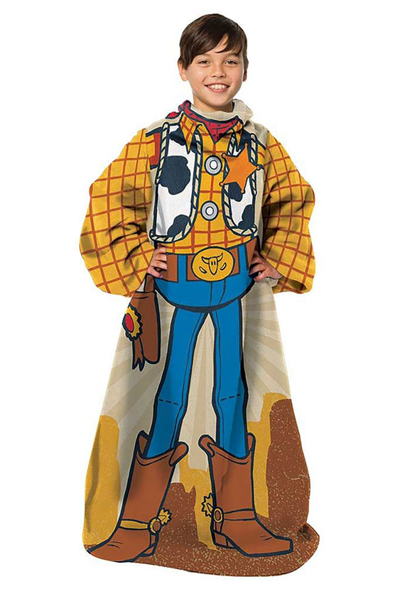 Youth Comfy Throw Toy Story Woody