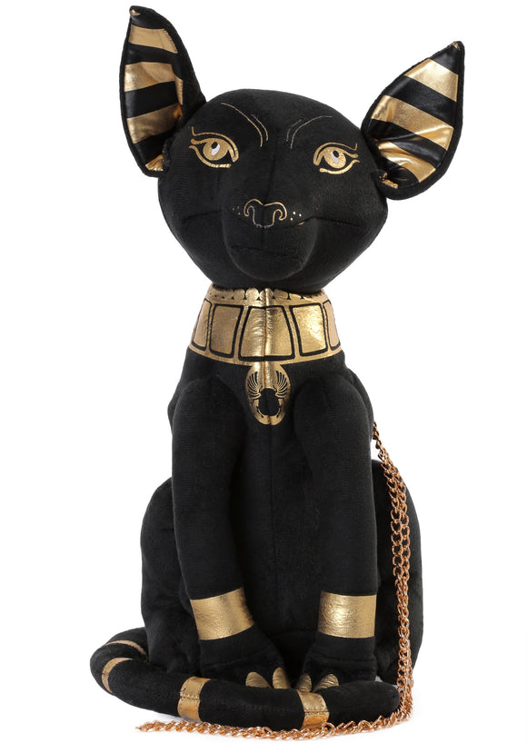 Women's Bastet Cat Purse for Cleopatra Costumes