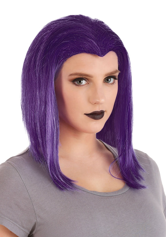 Dark Magic Women's Superhero Wig