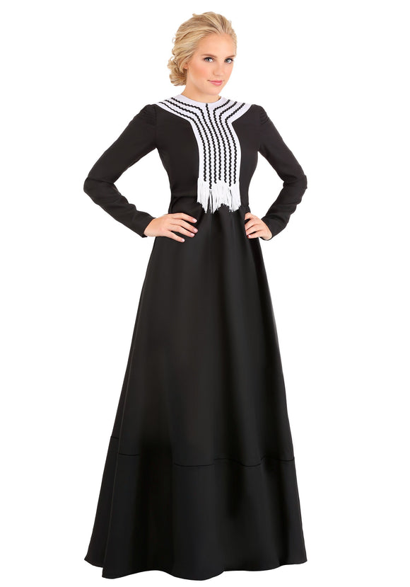 Marie Curie Costume for Women